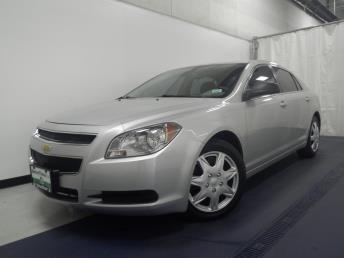 2012 Chevrolet Malibu - 1230026401
