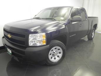 2011 Chevrolet Silverado 1500 - 1230026657