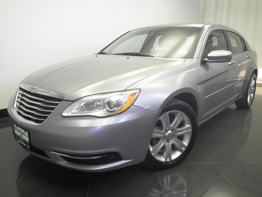 2014 Chrysler 200 - 1230026850