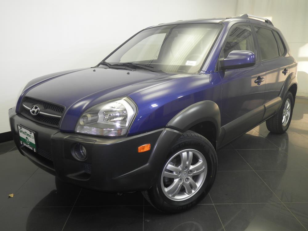 2007 Hyundai Tucson - 1230026919