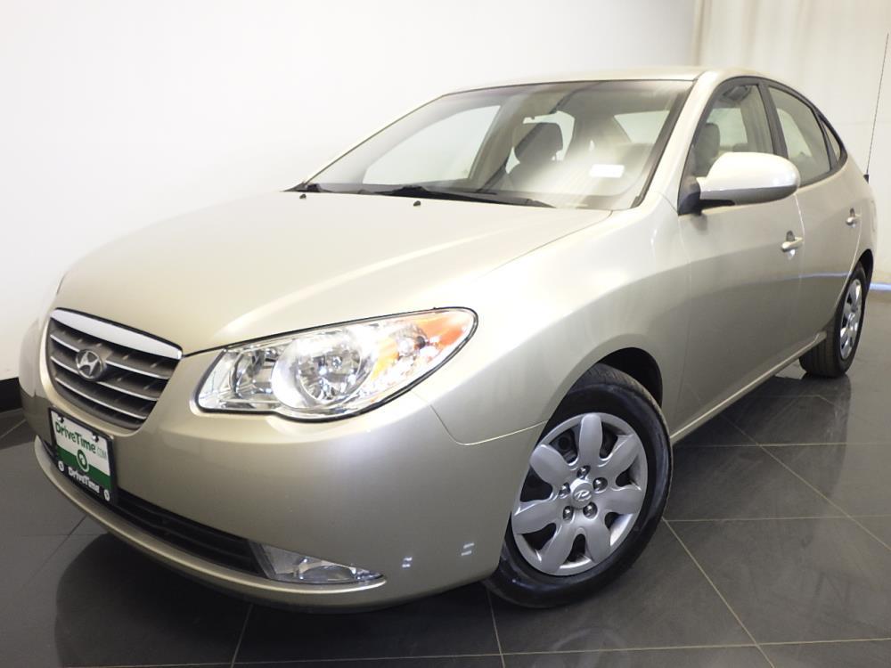 2007 Hyundai Elantra - 1230027103