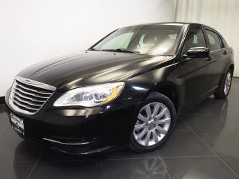 2014 Chrysler 200 - 1230027317