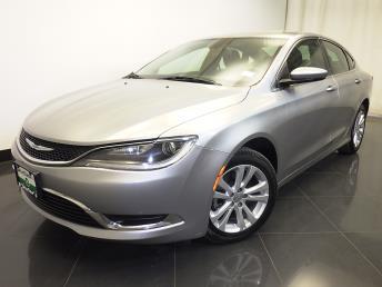 2015 Chrysler 200 - 1230027487