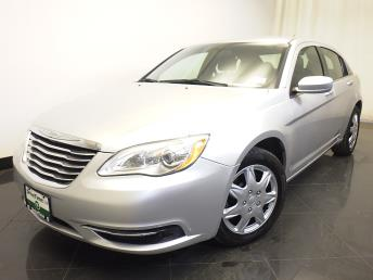 2012 Chrysler 200 - 1230027544
