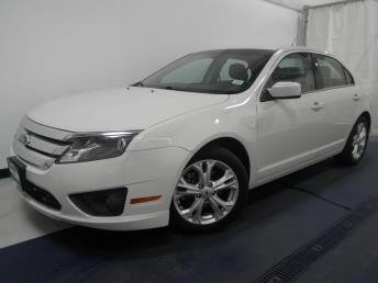 2012 Ford Fusion - 1230027609
