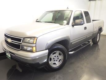 2007 Chevrolet Silverado 1500 - 1230027958
