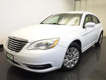 2012 Chrysler 200 - 1230027995