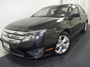 2012 Ford Fusion - 1230028017