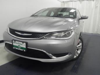 2015 Chrysler 200 - 1230028187