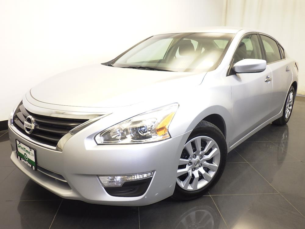 Nissan Altima For Sale In Los Angeles 2015 Nissan Altima for sale in Los Angeles | 1230028504 | DriveTime