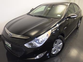 2012 Hyundai Sonata Hybrid - 1230028735