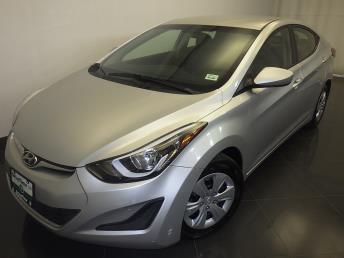 2016 Hyundai Elantra - 1230028752