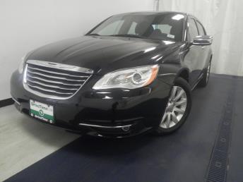 2013 Chrysler 200 - 1230028771