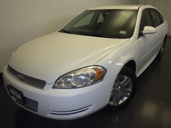 2012 Chevrolet Impala - 1230029070