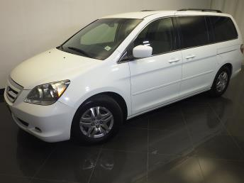 2007 Honda Odyssey - 1230029211