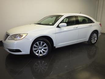 2013 Chrysler 200 - 1230029617