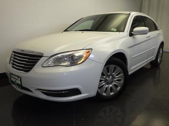 2012 Chrysler 200 - 1230029618