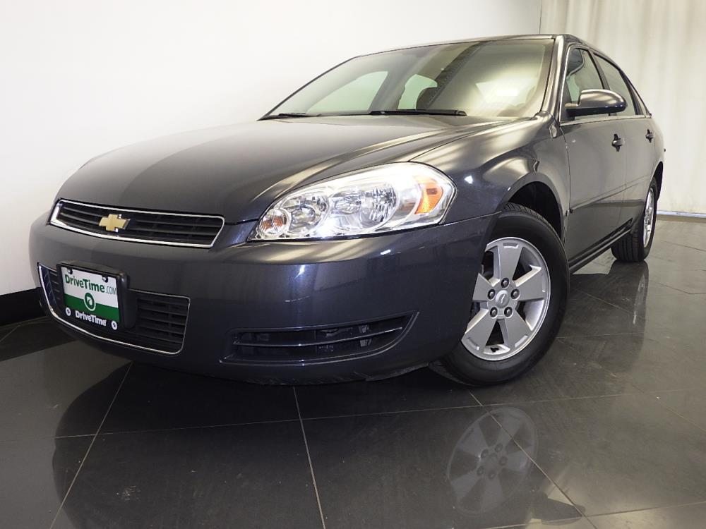 2008 Chevrolet Impala - 1230029781