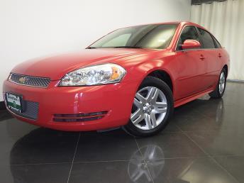 2012 Chevrolet Impala - 1230029843