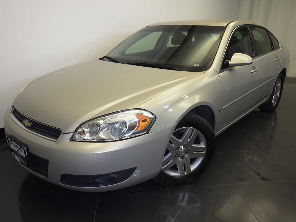 2008 Chevrolet Impala - 1230029949
