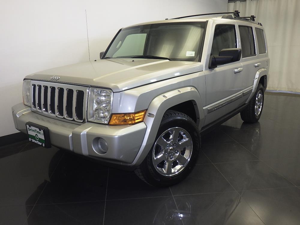 2007 Jeep Commander - 1230030011