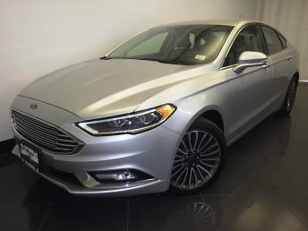 2017 Ford Fusion - 1230030342