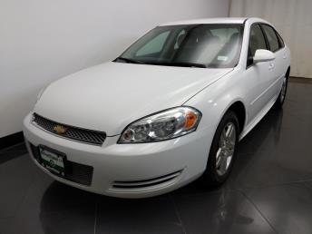 2012 Chevrolet Impala LT - 1230030588