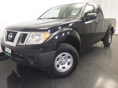 2015 Nissan Frontier King Cab S 6 ft