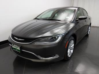 2016 Chrysler 200 Limited - 1230030769