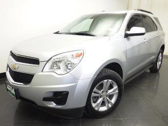 Used 2012 Chevrolet Equinox