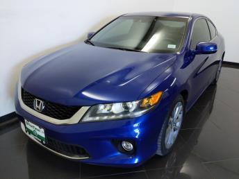 2014 Honda Accord EX-L - 1230031152