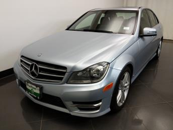 Used 2014 Mercedes-Benz C250 Luxury