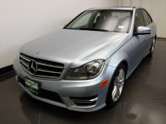 2014 Mercedes-Benz C250 Luxury