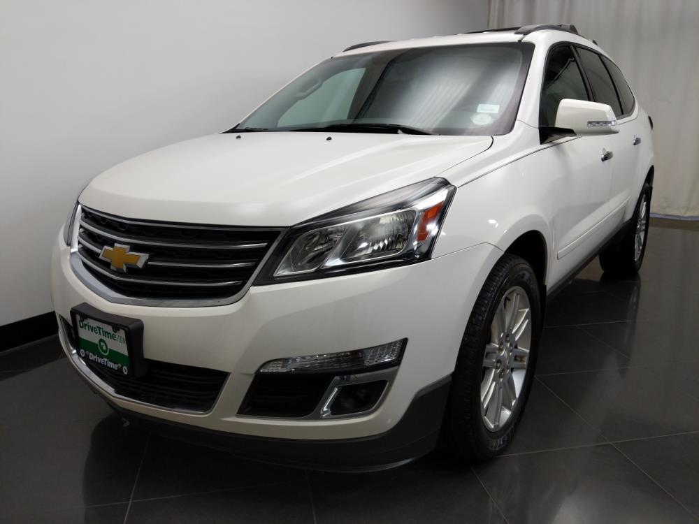 2015 Chevrolet Traverse LT - 1230031332