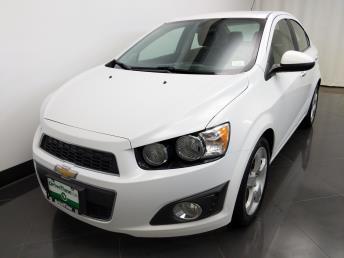 2016 Chevrolet Sonic LTZ - 1230031333