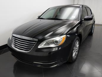 2014 Chrysler 200 LX - 1230031369