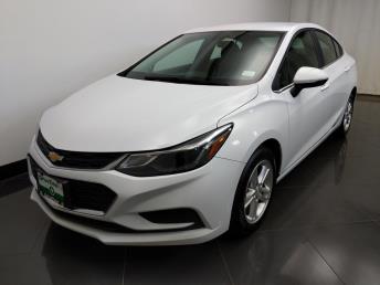 2016 Chevrolet Cruze LT - 1230031426
