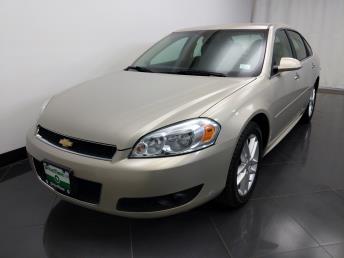 2012 Chevrolet Impala LTZ - 1230031464