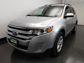 2012 Ford Edge SEL - 1230031484