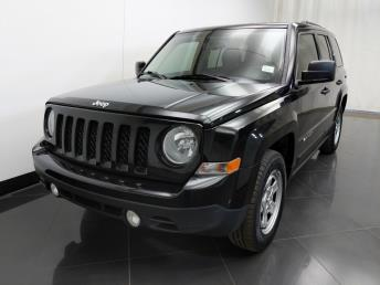 Used 2016 Jeep Patriot
