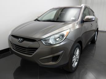 2012 Hyundai Tucson GLS - 1230031509