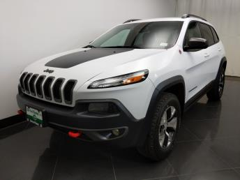 Used 2017 Jeep Cherokee