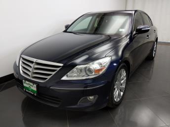 2010 Hyundai Genesis 3.8 - 1230031518