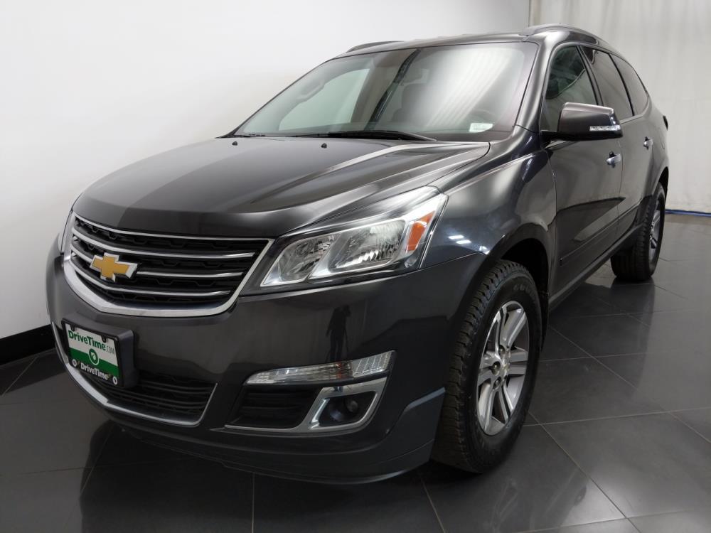 2017 Chevrolet Traverse LT - 1230031573