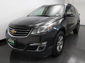 Used 2017 Chevrolet Traverse