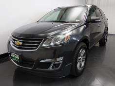 2017 Chevrolet Traverse LT
