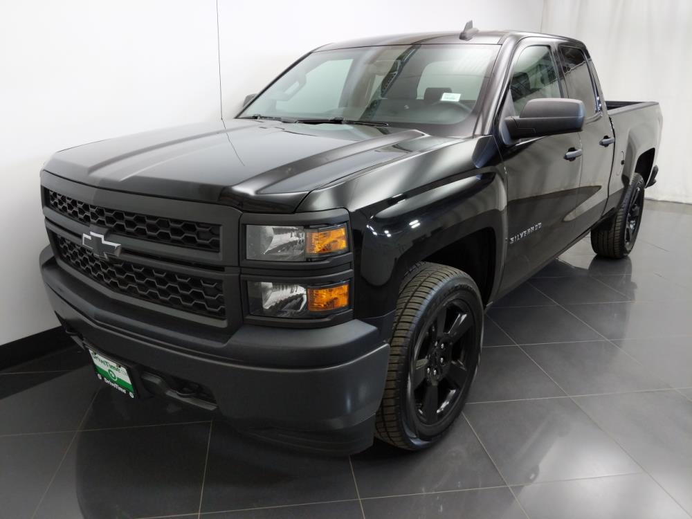 2015 Chevrolet Silverado 1500 Double Cab Work Truck 6.5 ft - 1230031600