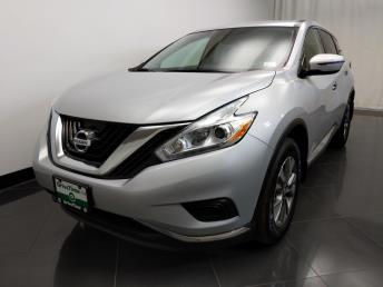 Used 2016 Nissan Murano