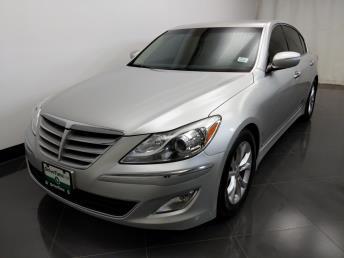 2012 Hyundai Genesis 3.8 - 1230031608