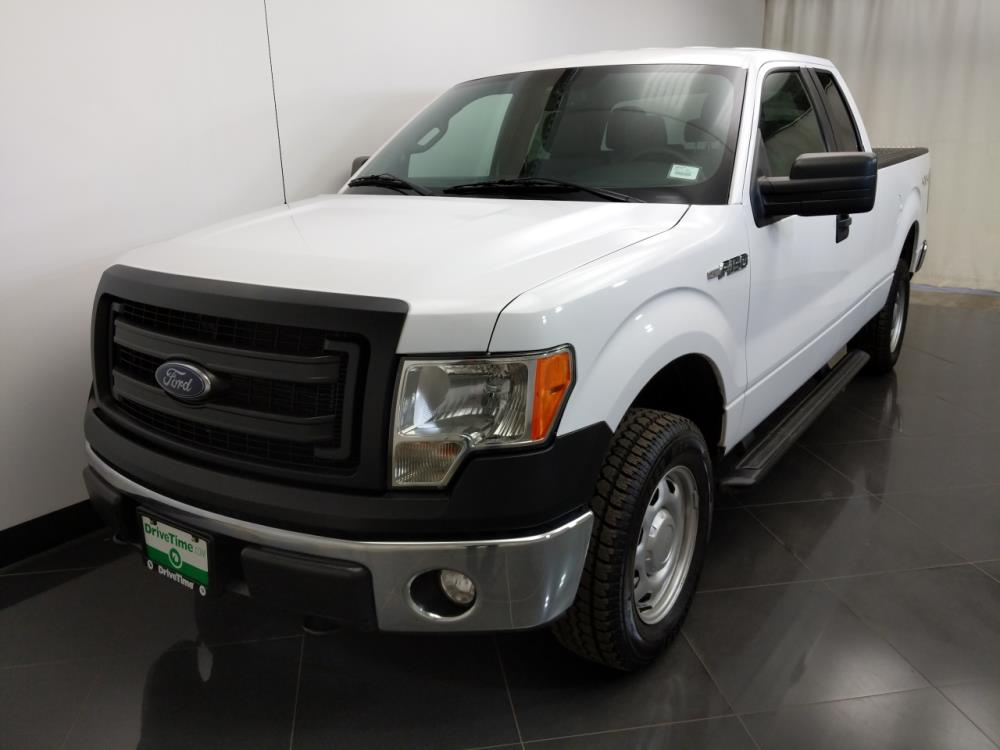 2014 Ford F-150 Super Cab XL 6.5 ft - 1230031611